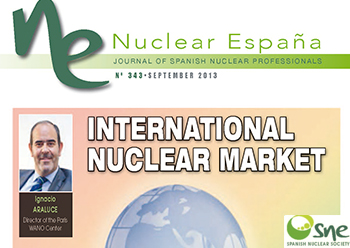 Recognition of the Nuclear España Magazine