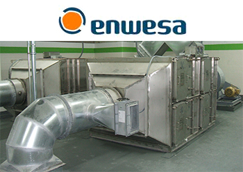 ENWESA: Integral Services for HVAC Systems
