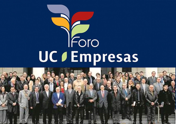 Ensa participation in the UC-Enterprises Forum